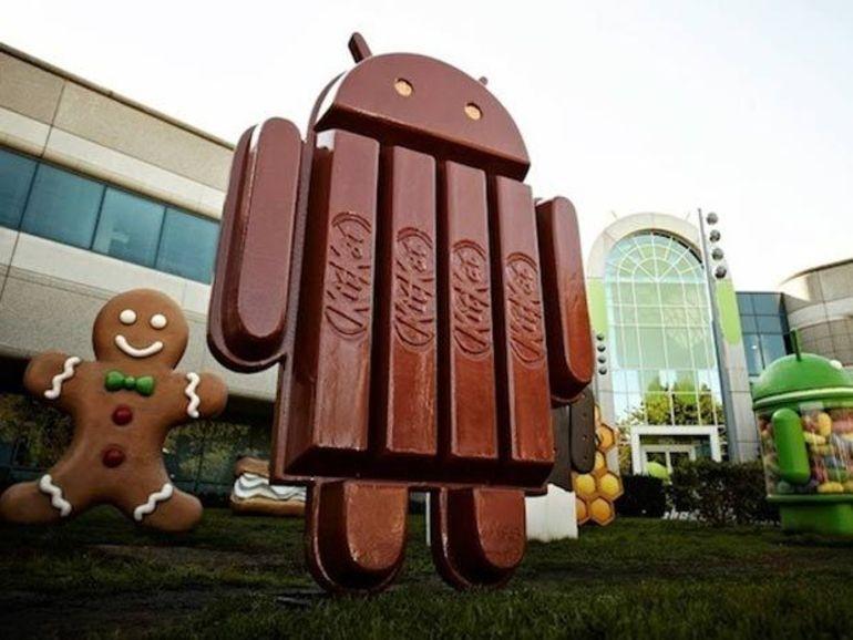Android 4.4 KitKat optimisé pour les boitiers TV connectés