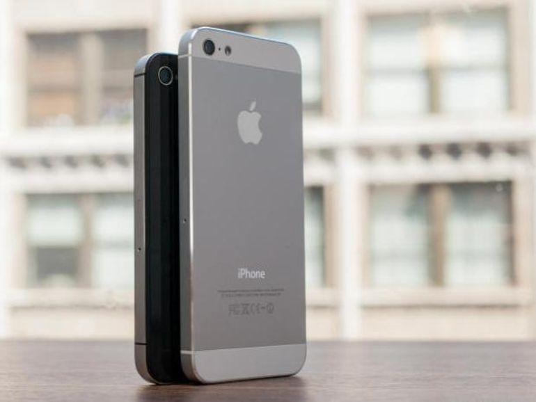 Apple testerait des  iPhones dotés d'écrans de 6 pouces