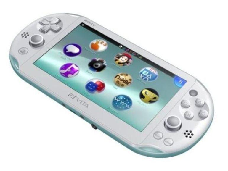 Sony annonce une nouvelle version de la PS Vita
