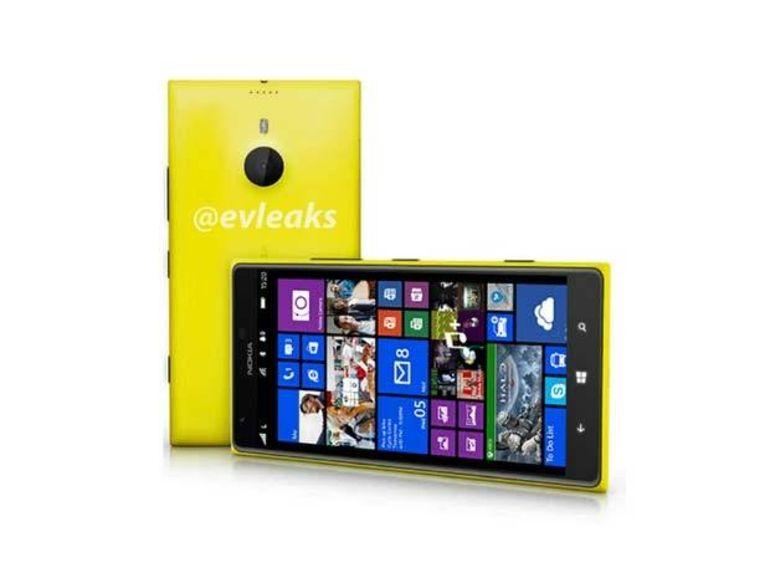 Nokia Lumia 1520 : une photo officielle de la phablet dévoilée