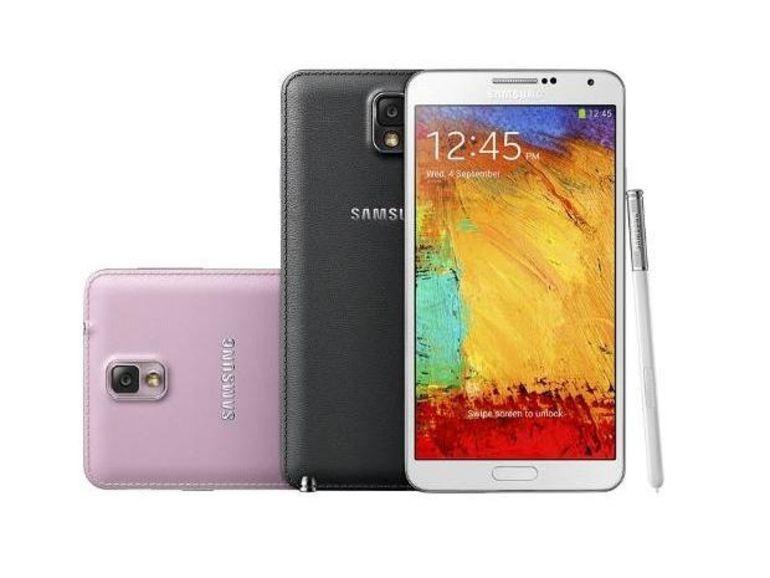 Samsung Galaxy Note 3: le test
