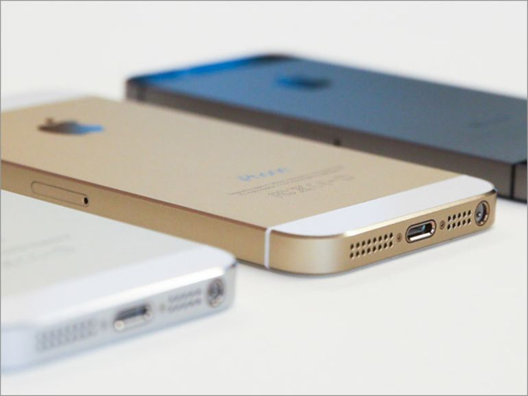 Bon plan : iPhone 5s 16 Go à 550 euros