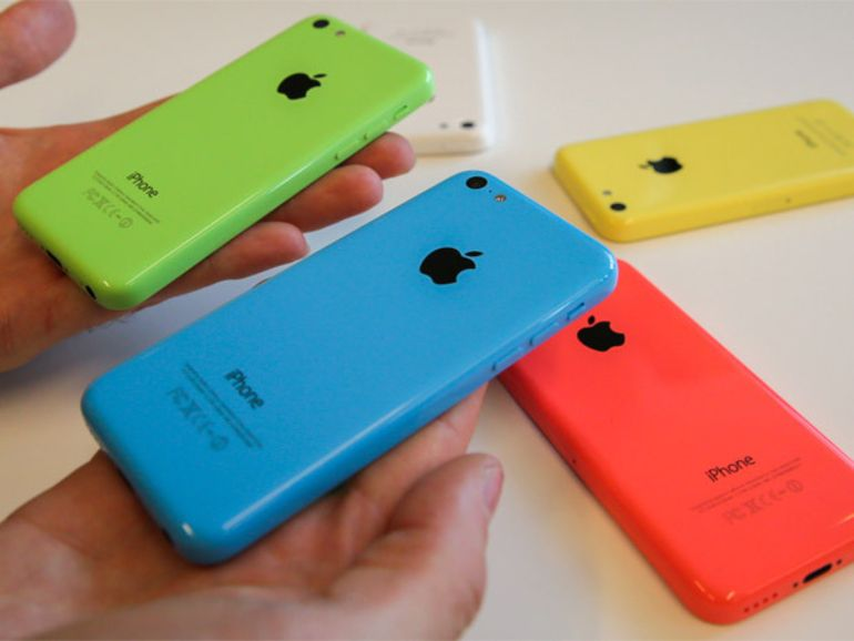 Bon plan : l'iPhone 5C à 347€