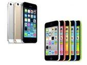 Quel prix pour les iPhone 5s et 5c chez Orange, SFR et Bouygues ?