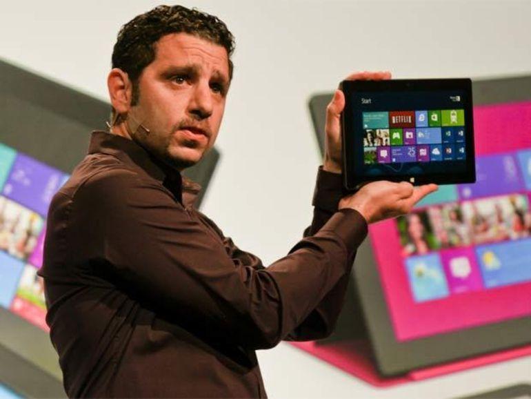 Pluie de tablettes Atom sous Windows 8.1 en perspective