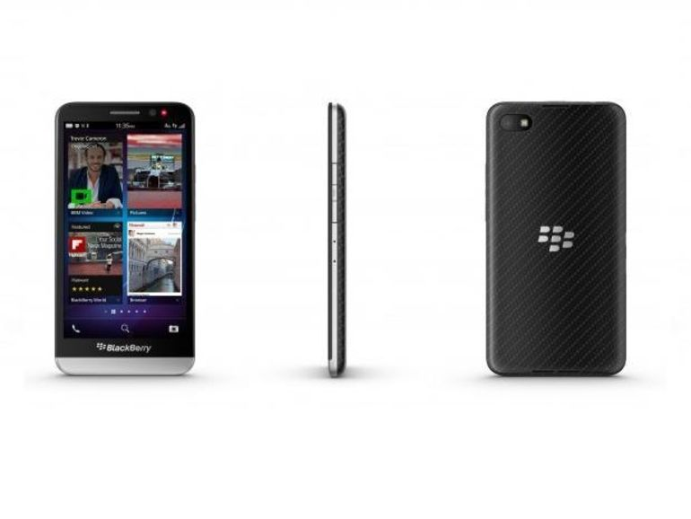 BlackBerry officialise son nouveau porte étendard, le Z30