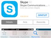 Skype pour iPhone et iPad à jour pour iOS7