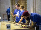 Les iPhone 5S et 5C coûtent moins de 200 dollars à fabriquer