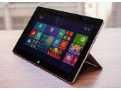 Microsoft Surface 2, Windows RT 8.1 passe à la Full HD