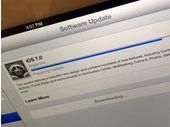 iOS 7 s'invite (sans prévenir) sur vos iPhone et iPad