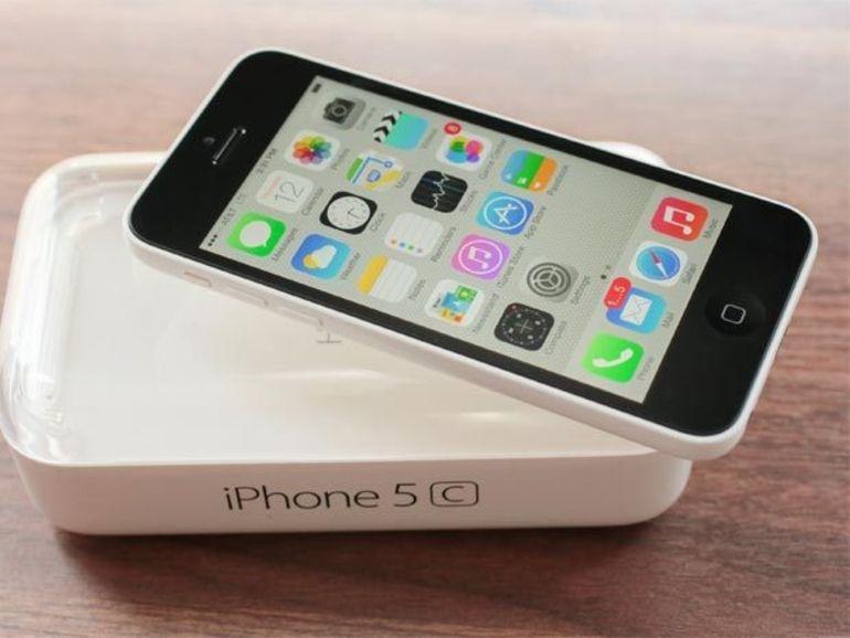 L'iPhone 5c se vend moins bien que prévu