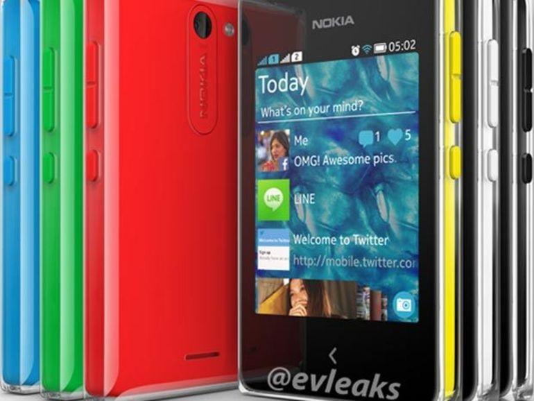 Le Nokia Asha 502 bientôt dévoilé