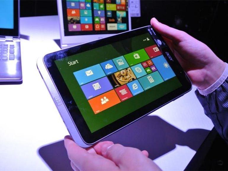 Acer Iconia W4 : la tablette Windows 8.1 se dévoile en vidéo