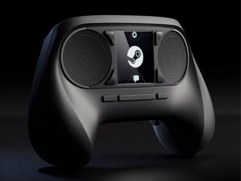 Valve Steam, après l'OS et les machines voici le contrôleur de jeu