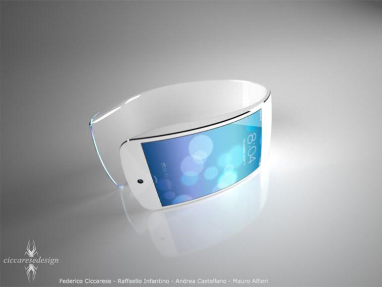 Apple iWatch, l'écran flexible serait fourni par LG