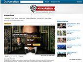 Des films Warner en VoD sur Dailymotion