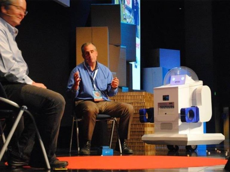 Intel présente sa plateforme Galileo open-hardware lors du « Maker Faire » de Rome