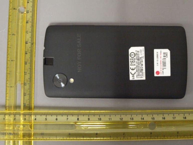 Nexus 5 : les caractéristiques techniques complètes