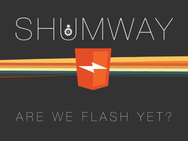 Mozilla intègre Shumway à Firefox pour remplacer Flash