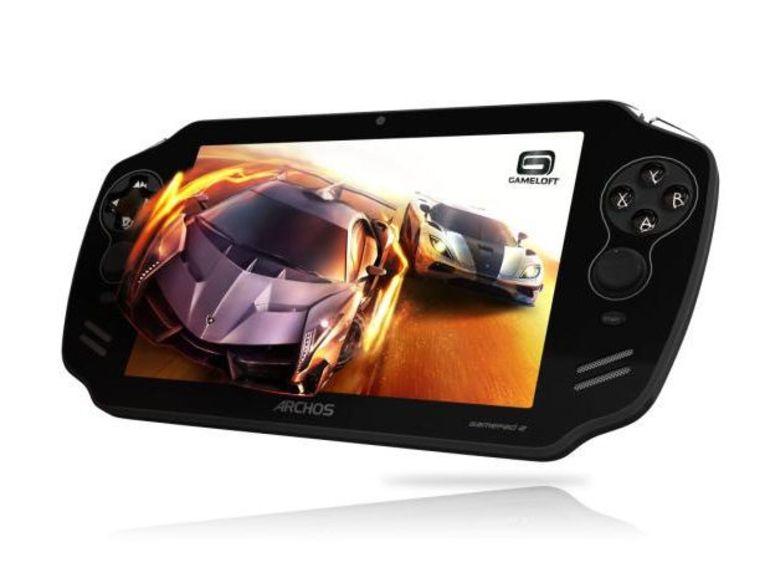 Gamepad 2 : Archos renouvelle sa tablette pour joueurs