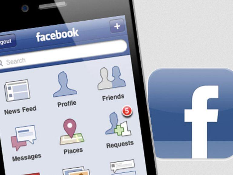 Facebook pour iOS : grosse mise à jour en préparation
