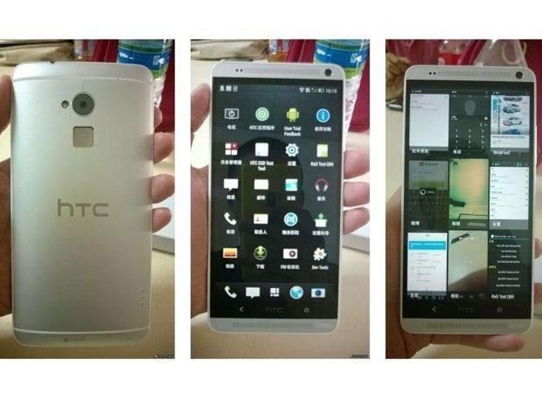 HTC One Max, les caractéristiques techniques dévoilées ?