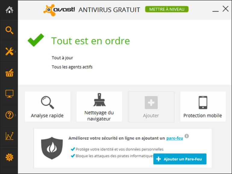 Avast 2014 : le nouvel antivirus en images