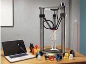 Imprimante 3D : le jackpot en crowdfunding pour l'Atom de ALT Conception