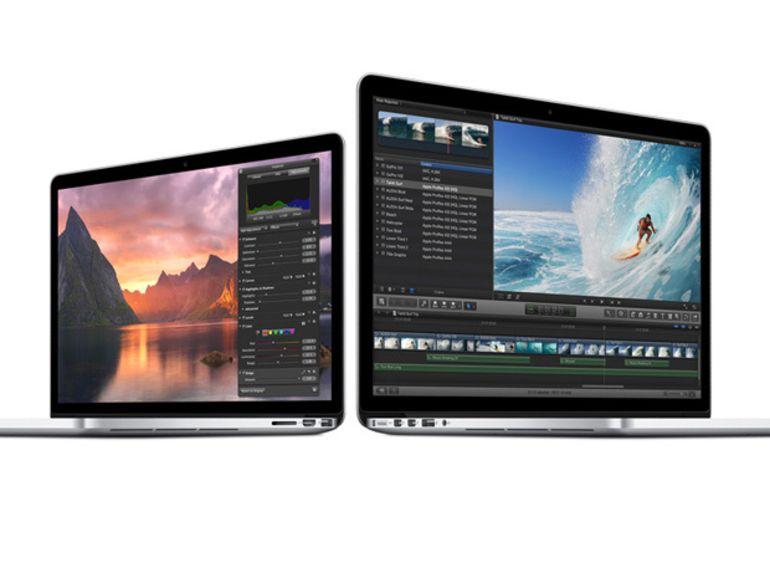 Mise à jour des MacBook Pro chez Apple, avec une baisse de prix