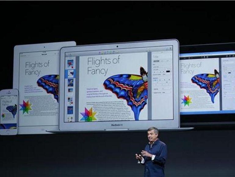 iLife et iWork : des applications renouvelées et gratuites sous OS X 10 et iOS