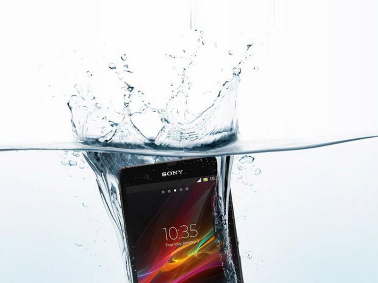 Xperia Z : l'écran n'est plus incassable, quelques clients obtiennent réparation