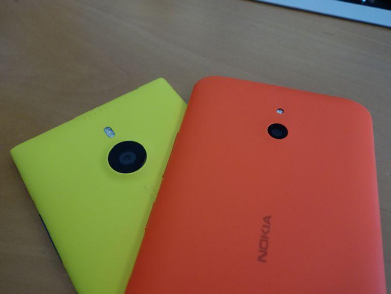 Nokia ajoute le RAW et la mise au point à posteriori à ses Lumia
