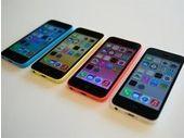 iPhone 5C : c'est aux Etats-Unis qu'il perce le plus