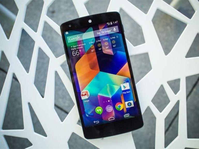 Le Nexus 5 facile à réparer, selon iFixit