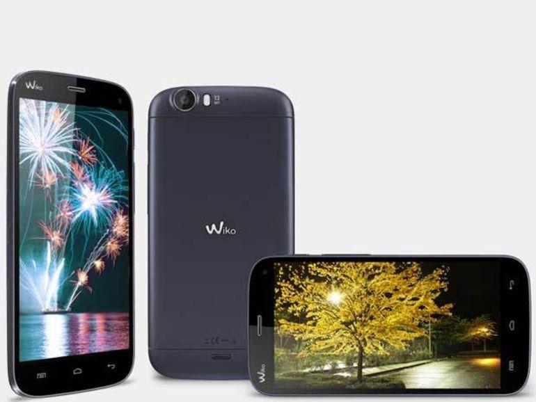 Wiko Darkfull, nouveau smartphone 5 pouces full HD