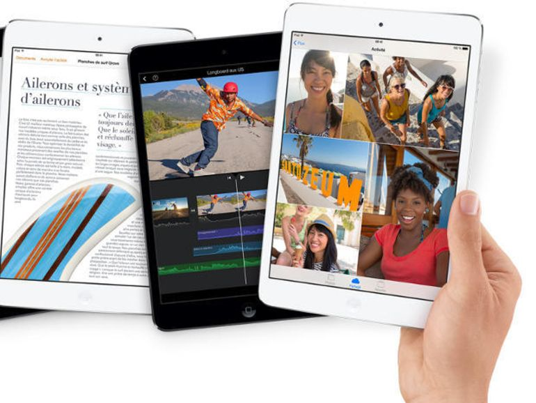 L'iPad mini Retina enfin en vente