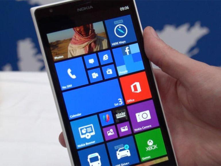 Nokia Goldfinger : des smartphones Windows Phone 8.1 avec système de reconnaissance gestuelle ?
