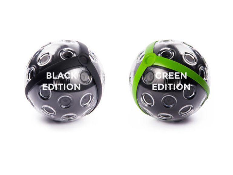 Panono : un petit ballon capable de réaliser des prises de vues à 360°