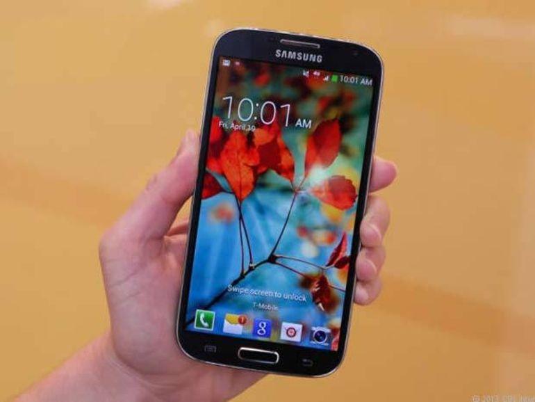 Le Samsung Galaxy S4 Advance disponible chez Orange