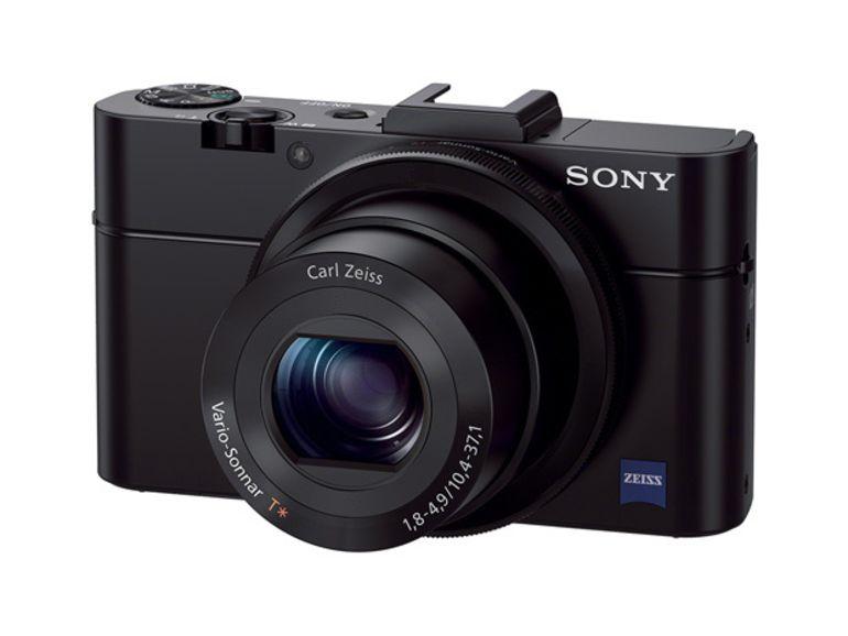 Sony DSC-RX100 II (ou RX100M2)