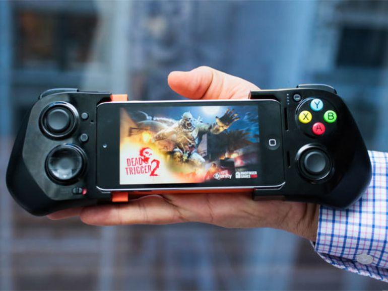 Moga Ace Power : un iPhone dans la manette de jeux