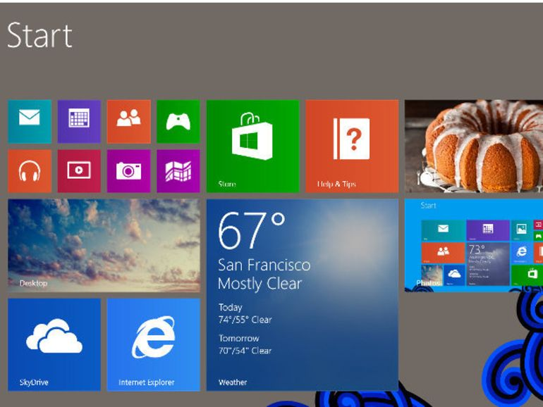 Systèmes d'exploitation : Windows 8.1 devance OS X 10.9 Mavericks