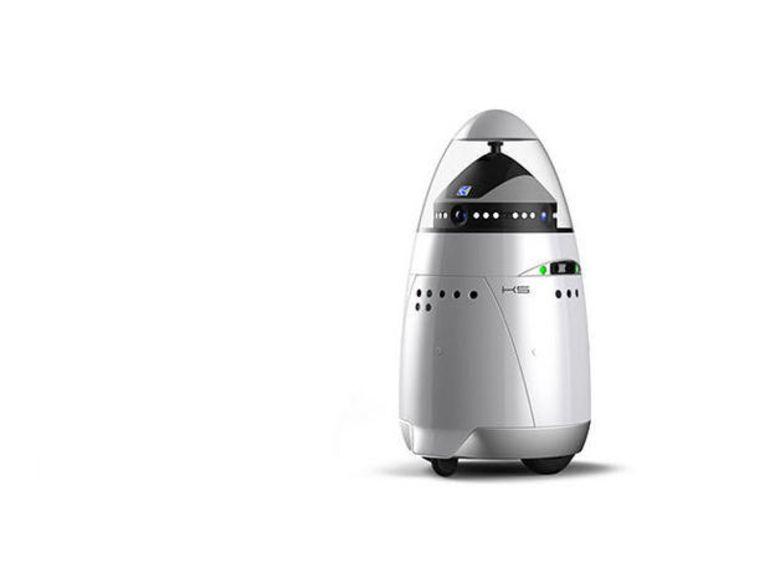 Knightscope K5, le robot patrouilleur qui prédit les crimes