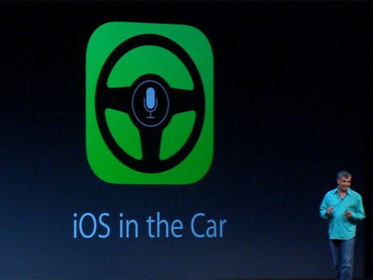 iOS 7.1 devrait activer iOS in the Car