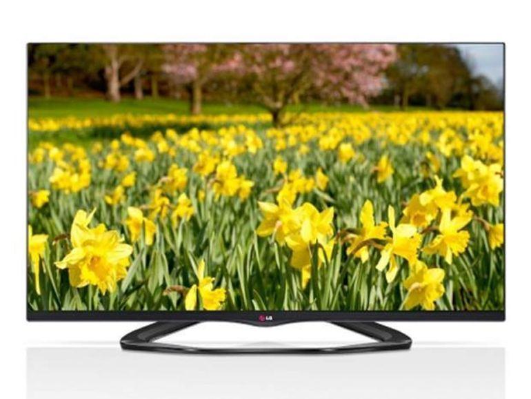 Bon plan TV : prolongation sur les Smart TV LG 3D de la série LA660S