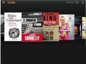 Kindle pour Android 4.3.0 : collections et polices de l'éditeur au menu