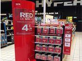 SFR RED : baisse des prix à durée limitée pour la rentrée