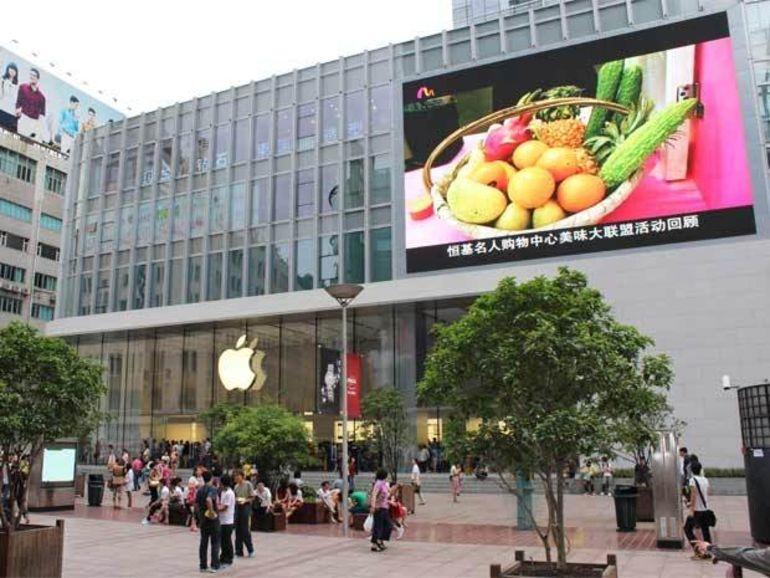 Apple s'allie à China Mobile pour vendre ses iPhone en Chine