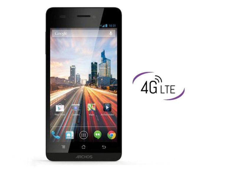 Archos commercialise le 45 Helium 4G, un smartphone 4G à moins de 100 euros