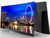 CES 2014 : les nouveautés Haier symbolisées par des téléviseur OLED incurvés